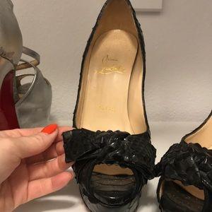 15710510818 Super sexy python heels